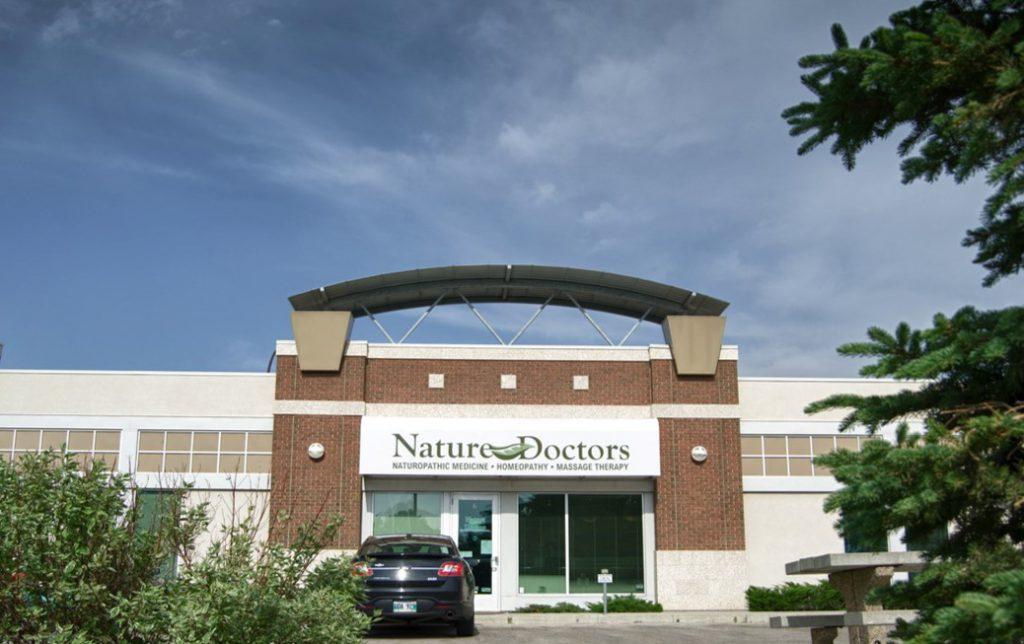 The Nature Doctors' integrative Naturopathic Medicine Clinic located in Winnipeg, MB