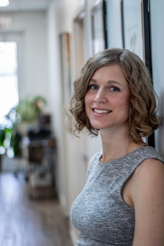 Dr. Erin Wiebe Naturopathic Doctor in Winnipeg at The Nature Doctors