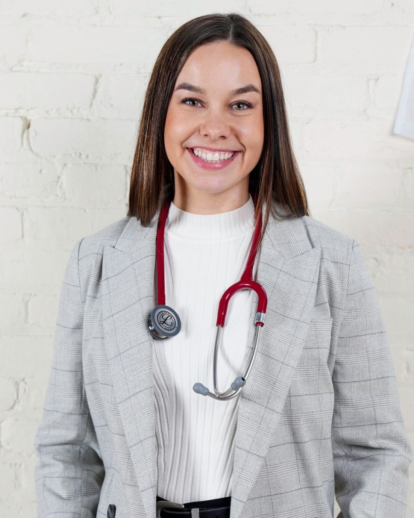 Dr. Alex Lucyshen Naturopathic Doctor at the Nature Doctors in Winnipeg, MB