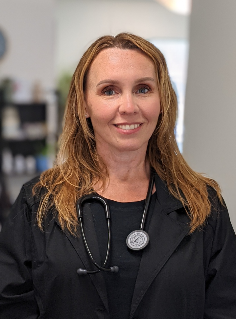 Annabelle Reimer is a Nurse Practitioner at The Nature Doctors in Winnipeg, MB