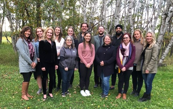 The naturopathic doctors and integrative health care team from The Nature Doctors Winnipeg